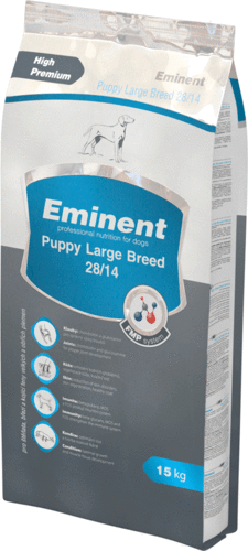 EMINENT Puppy Large Breed 28/14 15 kg