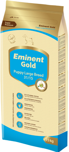 EMINENT GOLD Puppy Large Breed 31/15 - 15 kg