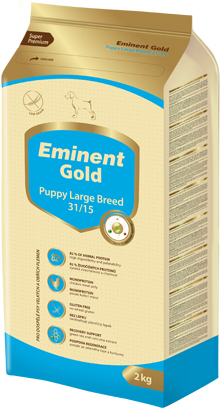 EMINENT GOLD Puppy Large Breed 31/15 - 2 kg